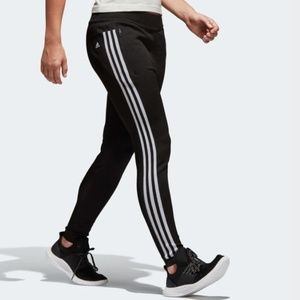 NEW adidas Women's Id Striker Knit Pants Medium